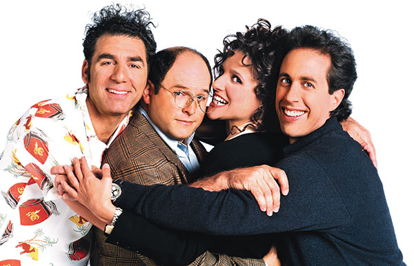 """For some reason, that nasally voice from Seinfeld comes to mind: """"You gotta see the baby!"""""""